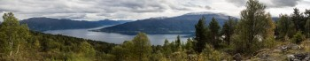 Sognefjorden Panorama