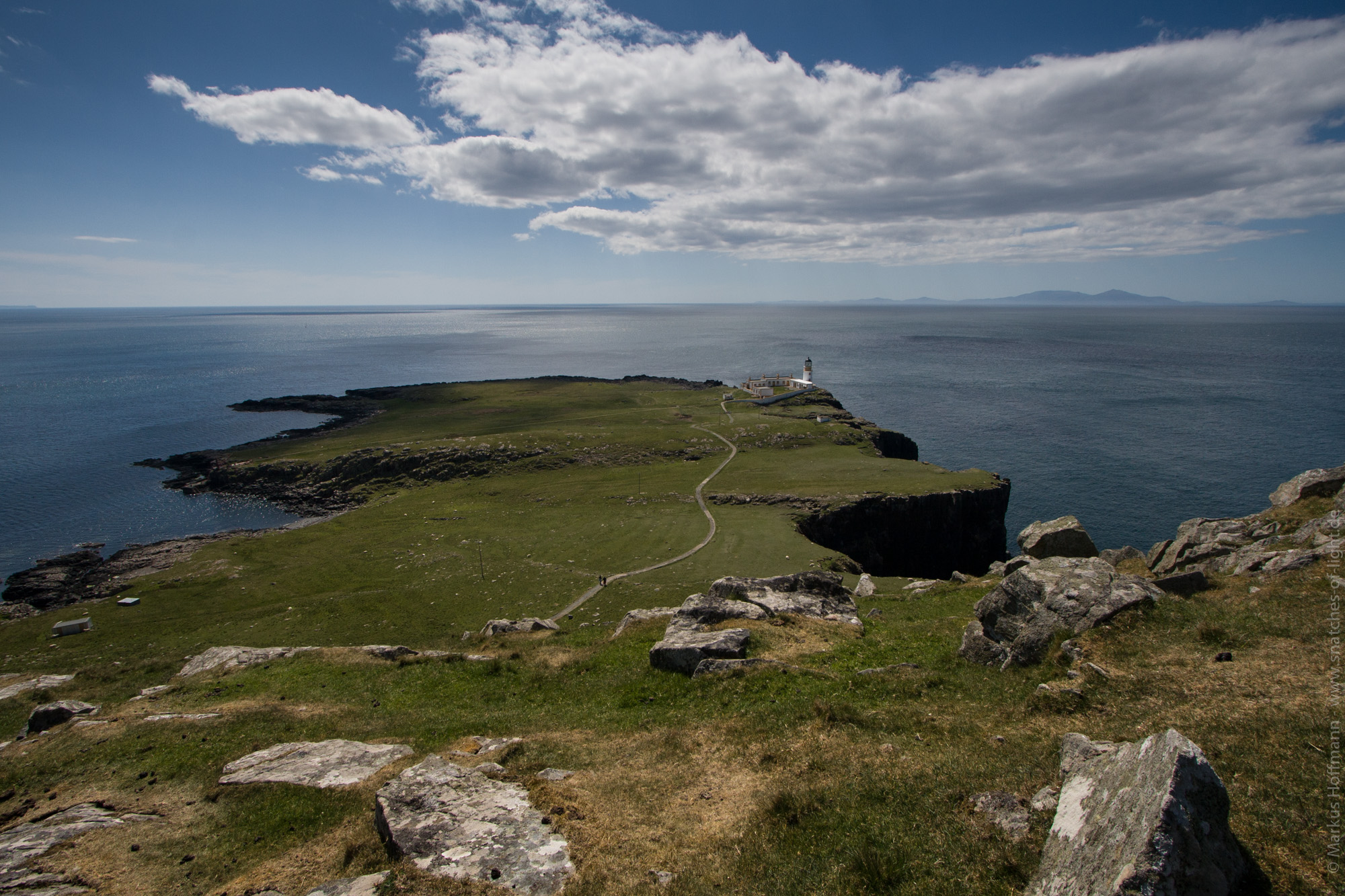 Above Neist Point